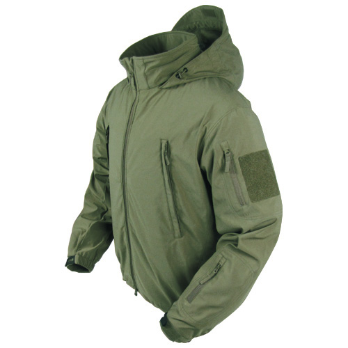 Condor Summit Zero Soft Shell Jacket OD all sizes