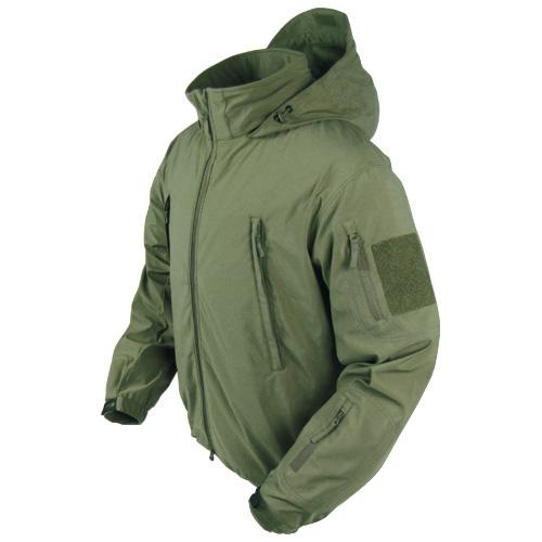 Condor Summit Zero Soft Shell Jacket OD all sizes