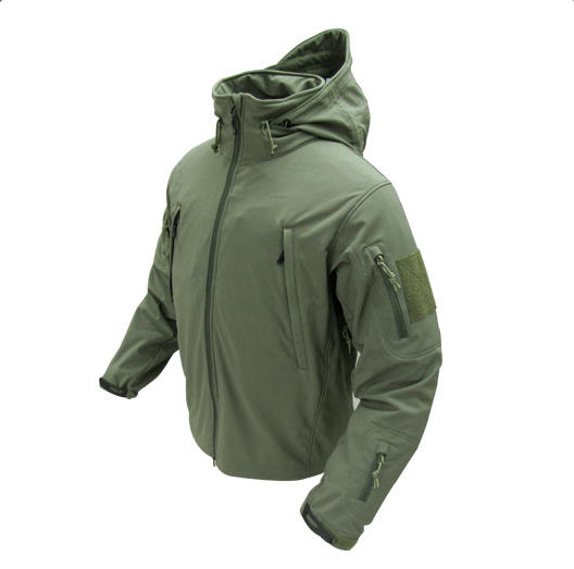 Condor Summit soft shell jacket OD all sizes