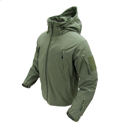 Condor Summit soft shell jacket OD all sizes