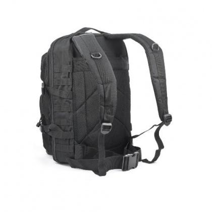 Mfh сша рюкзак штурмовой большой черный школьный рюкзак бренды