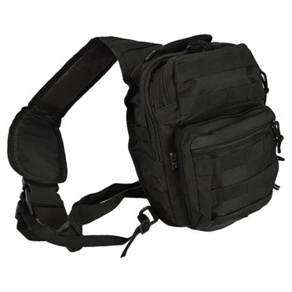 Милтек рюкзак через плечо малый черный, цены в Киеве, Харькове ... 61a27f3508b