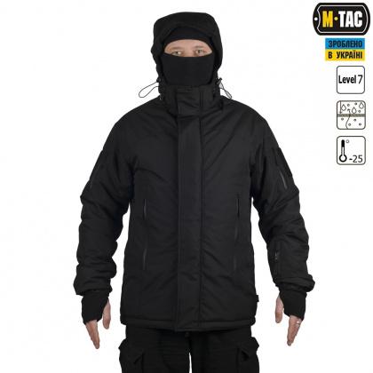 M-Tac куртка зимняя Alpha Extreme Black 1cb4b74a8b319