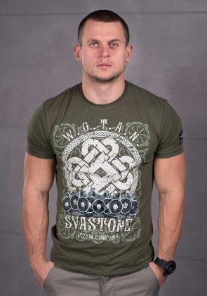 SvaStone футболка W.O.T.A.N. 0e104df88c2d1