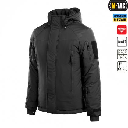 f3b4655e76d M-Tac куртка зимняя Alpha Extreme Gen.III Black, цены в Киеве ...